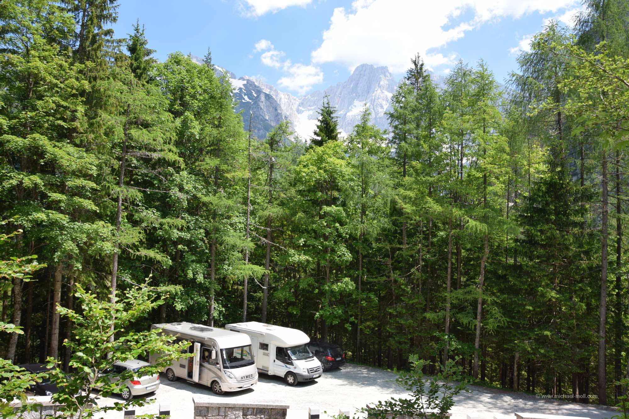 Mit dem Wohnmobil in Slowenien  Die Weltenbummler