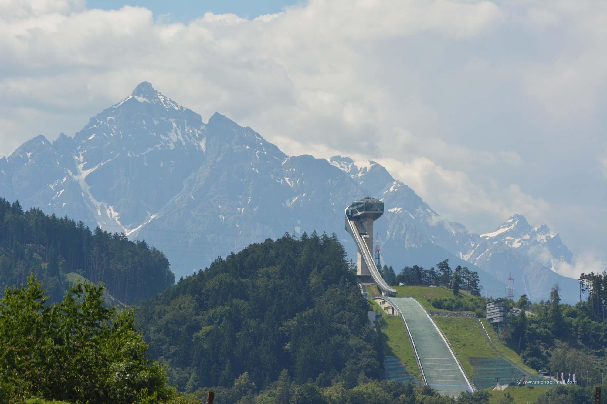 Bergiselschanze in Innsbruck