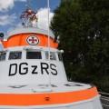 Rettungskreuzer der DGzRS