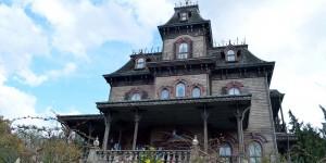 Das Geisterhaus Phantom Manor