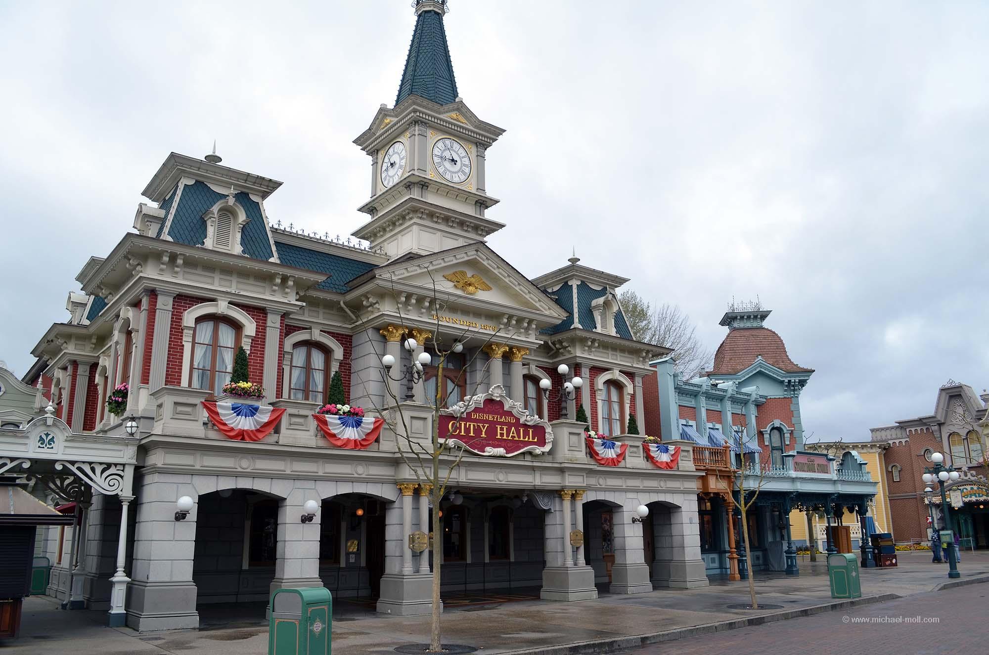 Rathaus mit Touristinformation