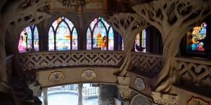 Im Inneren des Schlosses