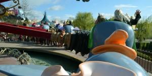 Fliegen mit Dumbo