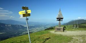 Österreichs Markierung