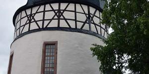 Rundkirche in Untersuhl