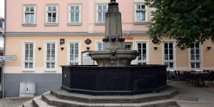 Schwarzer Brunnen in Eisenach