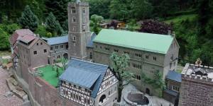 Wartburg in Miniatur