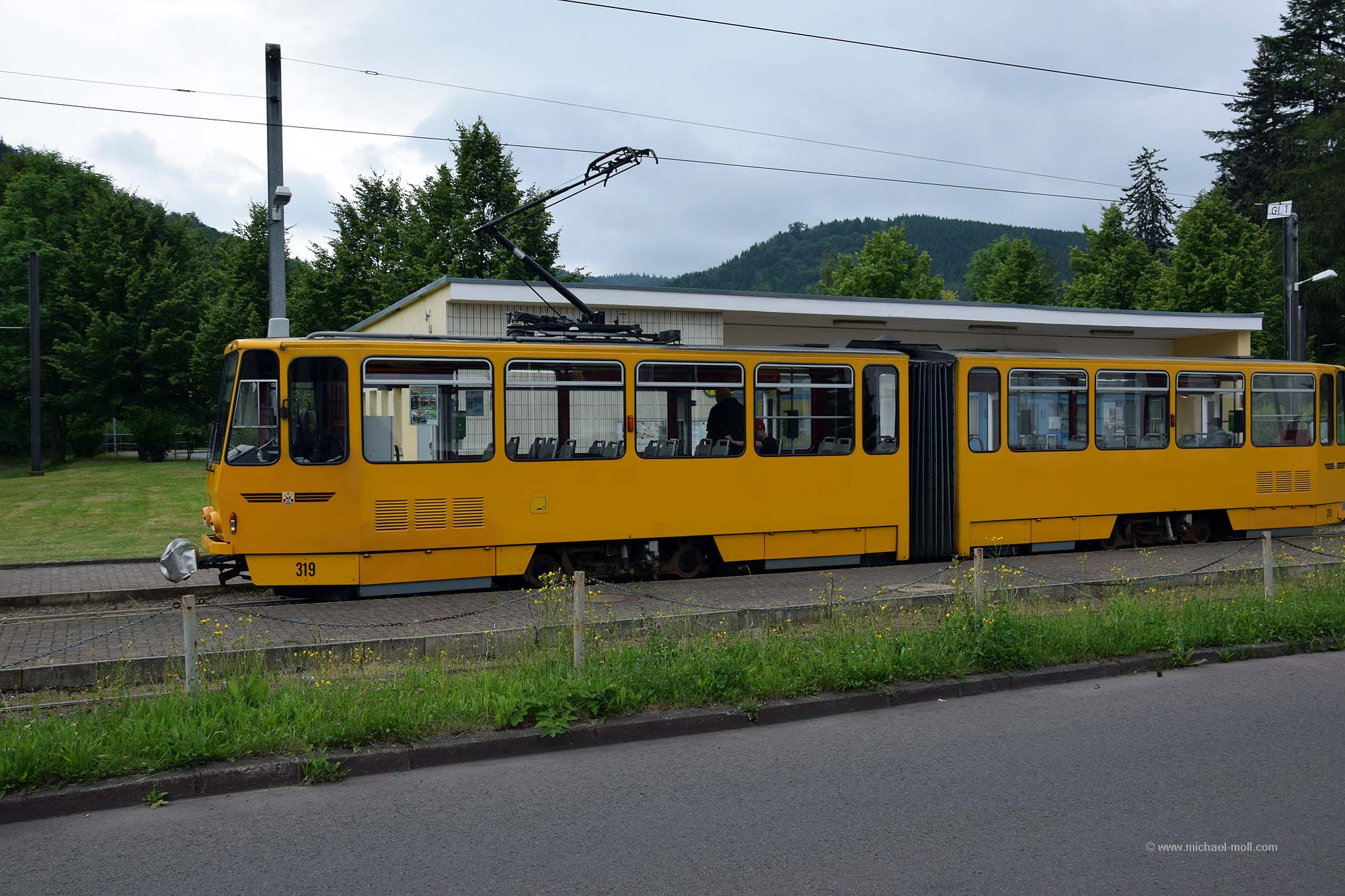 Überlandstraßenbahn