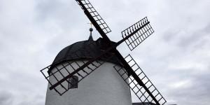 Windmühle bei Dittrichshütte