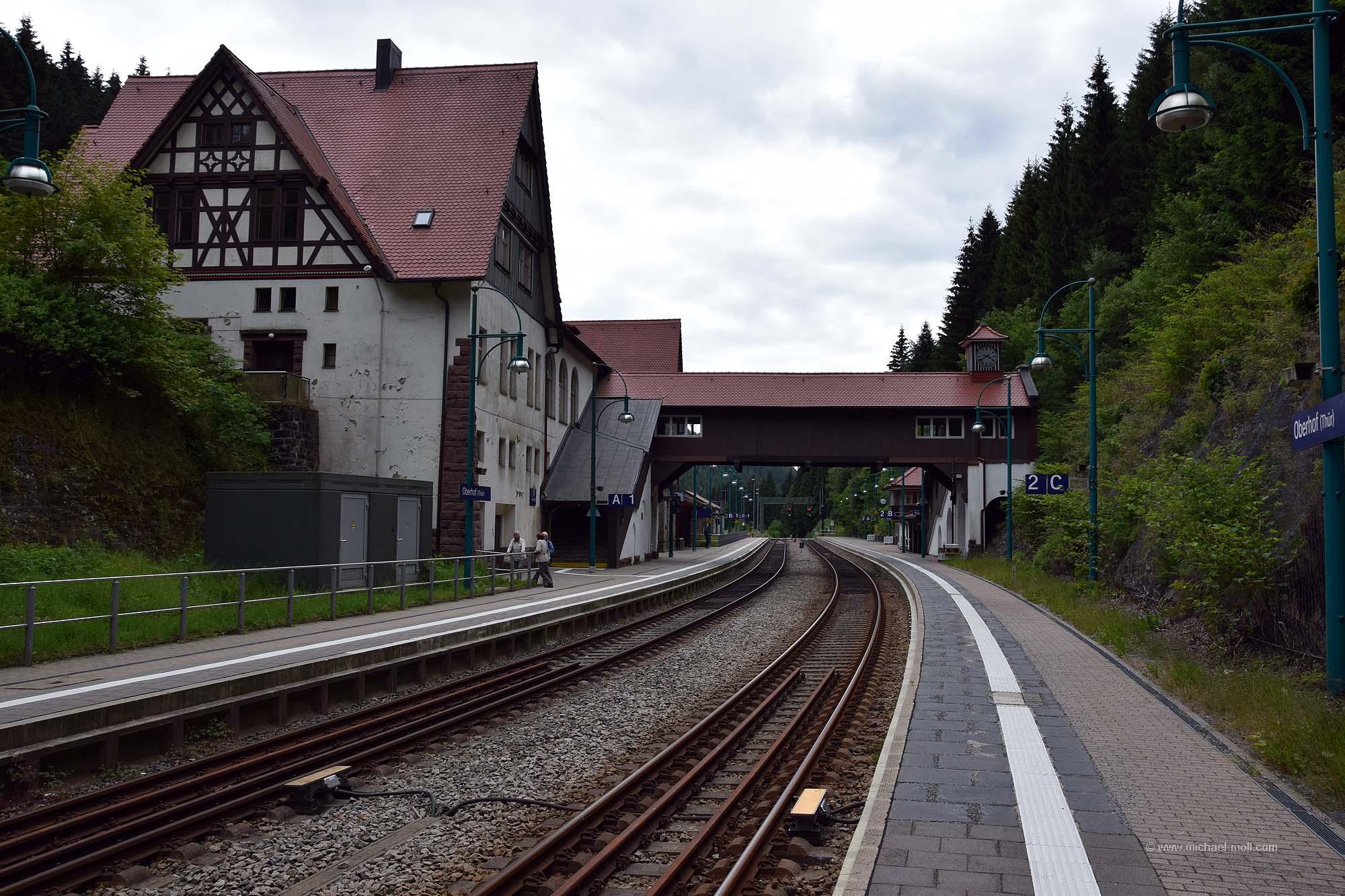 Bahnhof Oberhof