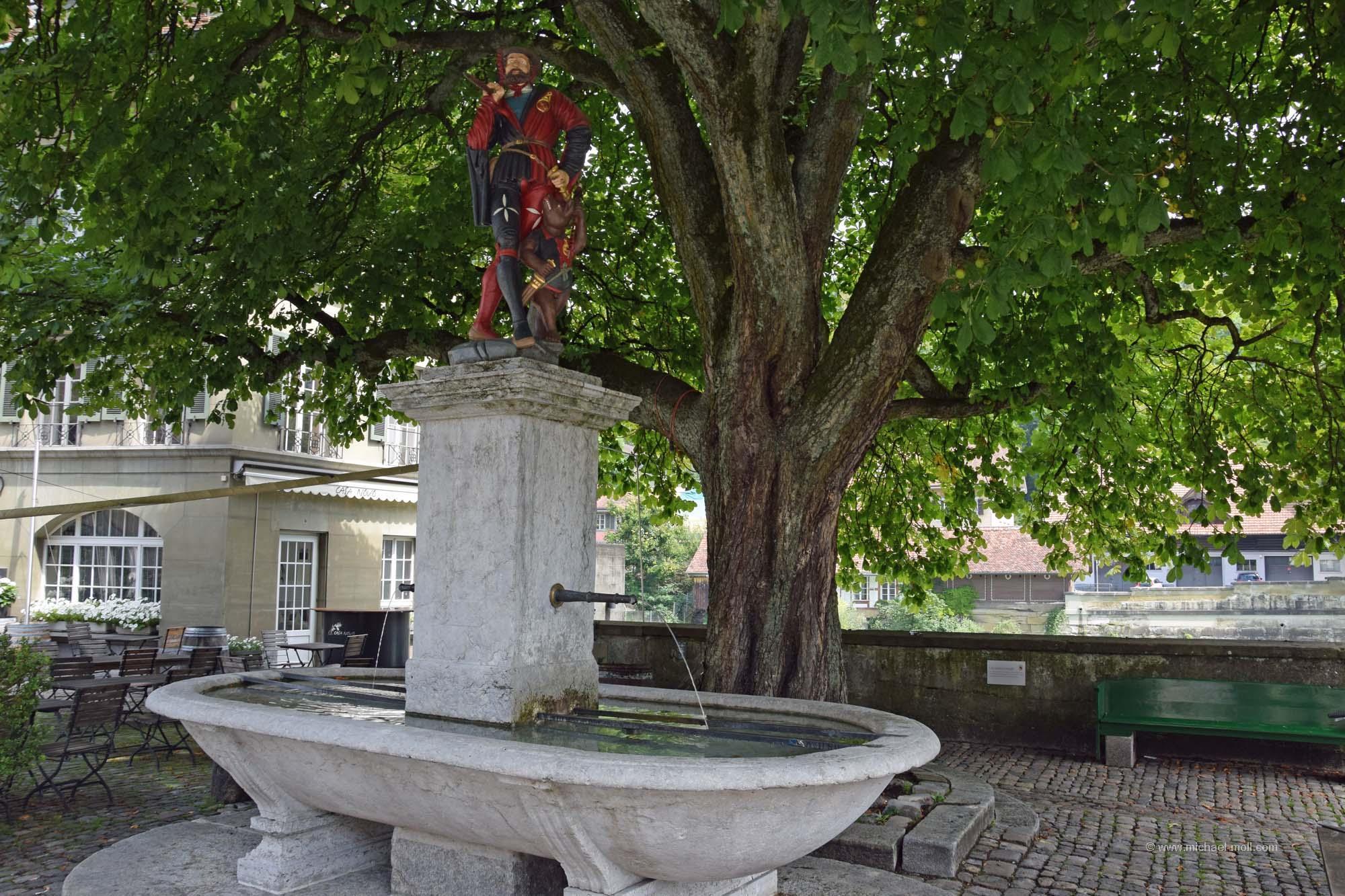 Läuferbrunnen