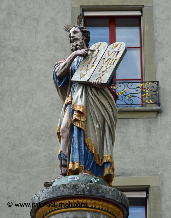 Mosesbrunnen