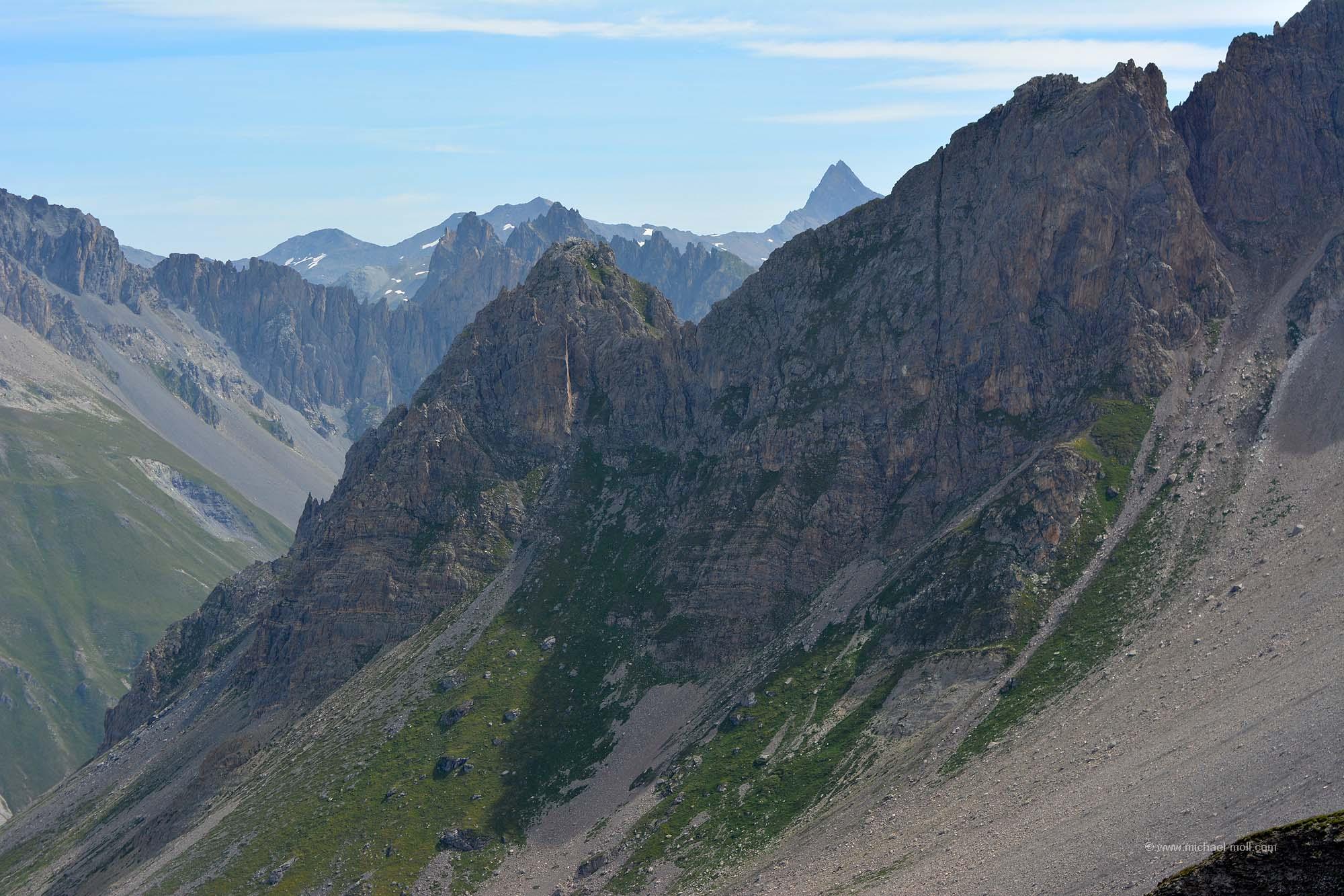 Das Massif du Grand Galibier