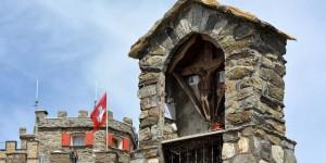 Kapelle an der Dreisprachenspitze