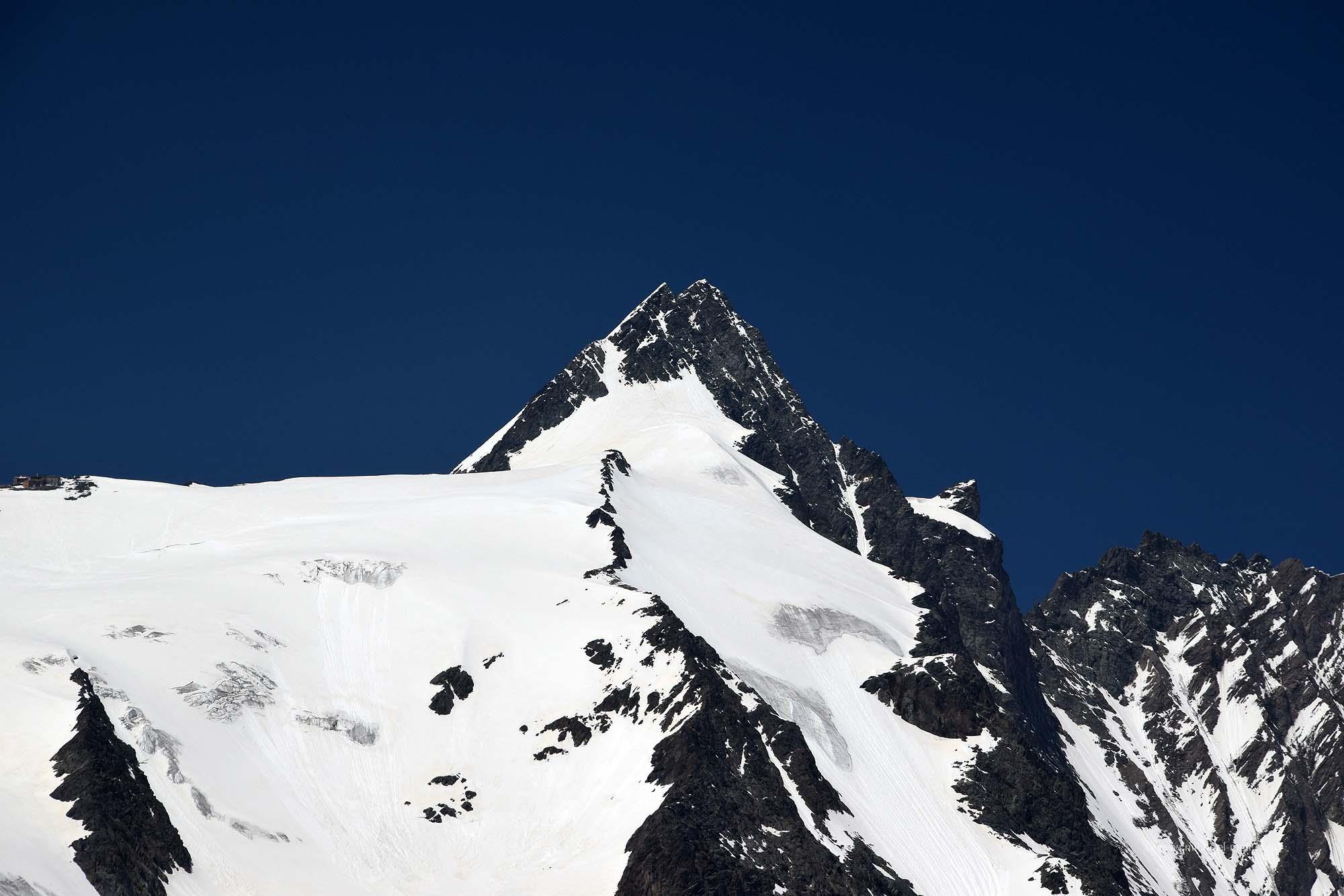 Höchster Berg Österreichs