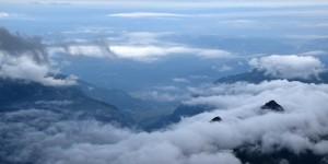 Blick bis Interlaken