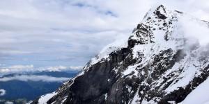 Der Berg Mönch