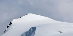 Gipfelkreuz auf dem Ortler