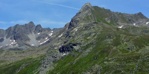 Berge an der Bieler Höhe