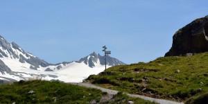 Wanderwege rund um den Silvretta-See