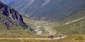 Blick in das Paznaun-Tal