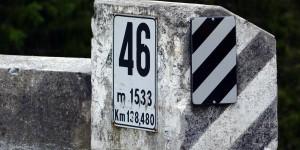 Nummerierung der Spitzkehre