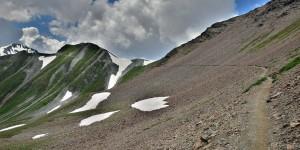 Alpiner Wanderweg