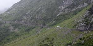 Abfahrt vom Sustenpass
