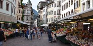 Torgglhaus und Markt