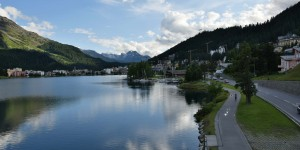 See in St Moritz