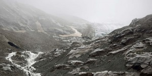 Gletscher am Sustenpass