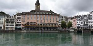 Zürich mit Limmat