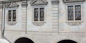 Rathaus im Limmat
