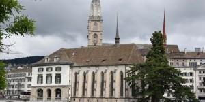 Kirche in Zürich