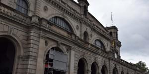 Bahnhof in Zürich