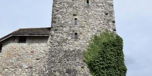 Schloss in Rapperswil