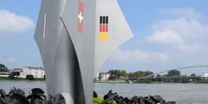 Dreiländereck bei Basel