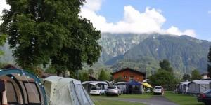 Campingplatz in Interlaken
