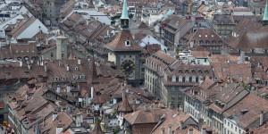Blick über Bern