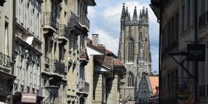Altstadt von Fribourg