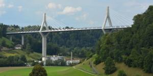 Blick von der Zähringerbrücke