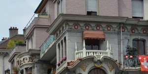 Wohnhaus in Montreux
