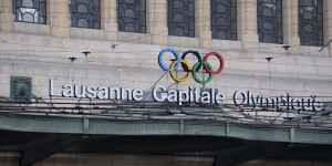 Olympiastadt Lausanne