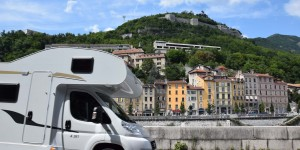 Wohnmobile in Grenoble