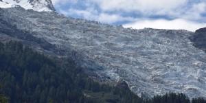 Mont Blanc-Gletscher