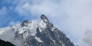 Berge rund um Chamonix