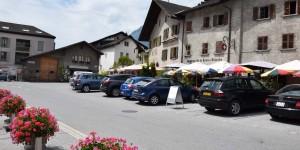 Bücherdorf in der Schweiz