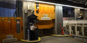 Fahrstuhl für Autos