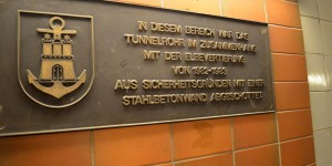 Informationen unter der Elbe
