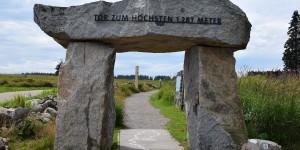 Tor zum Feldberg-Wanderweg